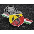 Emblema Abarth Itália - Fiat 500 Uno Palio Linea Punto!!!