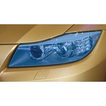 Película Adesivo Azul P/ Lanterna E Farol Carros E Motos