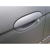 Adesivo Fibra Carbono Grafite Teto Ou Capo 2x1,22 Frete Free