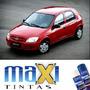 Tinta Spray Automotiva Gm Vermelho Lyra + Verniz 300ml