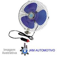 _ventilador Para Carro 6 Polegadas 12 Volts Com Garantia