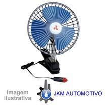 _ventilador Para Carro 8 Polegadas 12 Volts Com Garantia