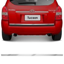Friso Porta Malas Traseiro Hyundai Tucson 2004 A2014 Cromado