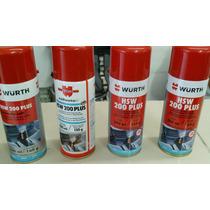 Higienizador De Ar Condicionado Wurth