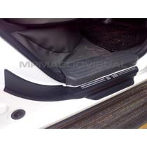 Soleiras Nova Chevrolet S10 Proteção De Borda Fretegrátis