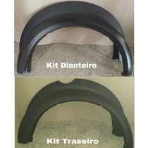Kit Alargador Paralama L200 Triton Liso (sem Furos)2008/2013