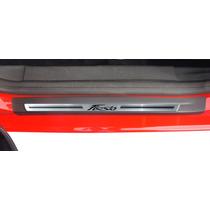 Soleiras Premium Ford New Fiesta - Frete Grátis