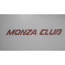 Emblema Monza Club Para Chevrolet Monza Tubarão 91/96 - Nbz