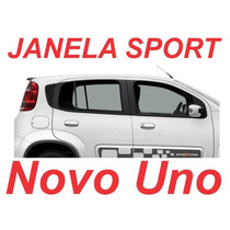 Kit Janela Sporting Novo Uno Atractive Way + Frete Gratis