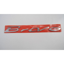 Kit Emblemas Bravo + Essence 2012/... - Nbz