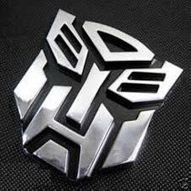 Adesivo Autobot, Transformers.