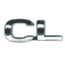 _emblema Modelo Cl Vw Cromado + Mercado Pago Cod:928928928
