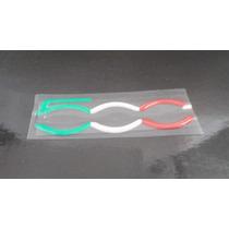 Emblema Adesivo 500 P/ Fiat 500 2010/... - Nbz