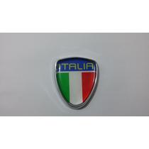 Emblema Escudo Itália Punto- Escudo Italia Fiat Punto