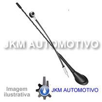 _antena De Teto Gol Gti Kadett Gs Aplificada Preta + Mp + Nf