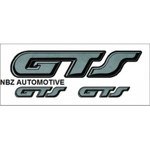 Kit Adesivos Gol Gts - Nbz Automotive