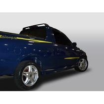 Faixa Laterais Adesivos Pickup Corsa Champ 1998 A Melhor