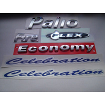 Kit Palio + Economy + Fire + Flex 2x Celebration 04/...- Bre