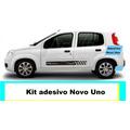 Adesivo Sport Novo Uno Vivace T/ S Friso Sport 4 Portas 2014