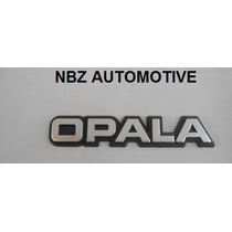 Emblema Opala Cinza Antigo Gm - Nbz Automotive