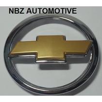 Emblema Gravata Grade Kadett/vectra 97/01 C/ Dourado - Nbz