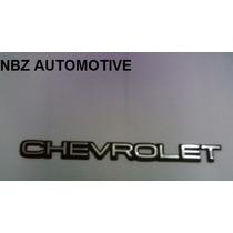 Emblema Chevrolet (omega/vectra) 94/95 - Nbz Automotive