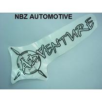 Emblema Adesivo Adventure - Linha Fiat - Nbz