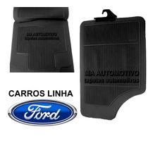 =tapete Borracha Ford Belina 83/91/ Corcel 78/86 4pçs