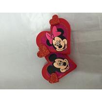 Bolinha Topper Antena De Carro Mickey E Minnie Disney