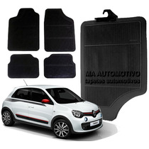 Tapete Borracha Renault Twingo 93 94 95 96 97 98 99 - 4pçs