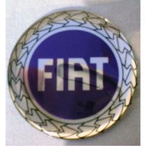 Kit Com 25 Emblemas Fiat Chave Canivete Resinado Botom