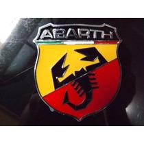 Emblema Abarth Fiat 500 Stilo Punto Pailo Bravo Linea
