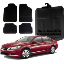 Tapete Borracha Honda Accord Sedan 2006 2007 2008 - 4pçs
