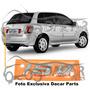 Emblema 16v Cromado P/ Porta Malas Fiat Stilo.