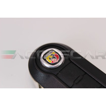 Emblemas Abarth P/ Chave Canivete