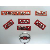 Emblema Vectra+3cd+2.0+16v+gravata Mala96/.. Mmf Auto Parts