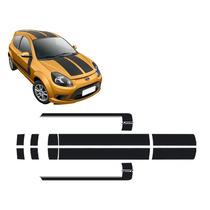 Kit Adesivo Faixa Ford Ka Sport 08/ Frete Gratis