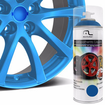 Spray Envelopamento Líquido Multilaser Azul 400ml Removivel