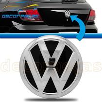 Emblema Vw Tampa Porta Malas Gol G5 G6 Voyage Golf