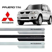 Friso Lateral Mitsubishi Pajero Tr4 Todas Cores Originais