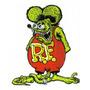Adesivo - Rat Fink - Grande
