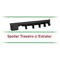 Spoiler Traseiro Uno 85/04 Com Extrator