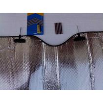 Protetor Solar De Parabrisa+kit Reparo De Pneus