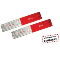 _faixa Refletiva 50mm X 305mm C/ Aluminio Par Aprov.denatran