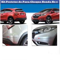 Kit Protetor De Para-choque Honda Hr-v Hrv - Auto330