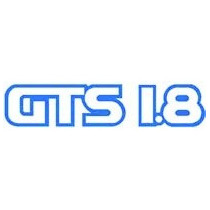 Adesivo Gts 1.8 Gol Mala