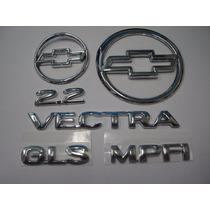 Emblema P/ Vectra + Gls + 2.2 + Mpfi + Gravatas 96/... - Bre