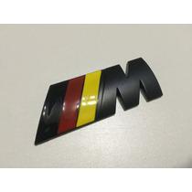 Emblema Tampa Traseira Bmw M Motorsport M3 M5 118i 335i 320