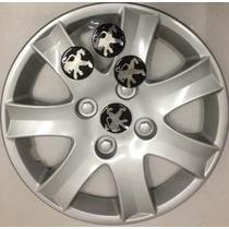 Emblemas Peugeot 48mm P/ Calotas E Rodas ( Frete Gratis )
