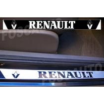 Soleira Adesiva Renault Esportiva - Renault Clio Sedan
